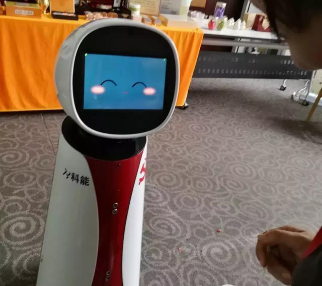人工智能机器人小艾(小艾智能机器人多少钱)