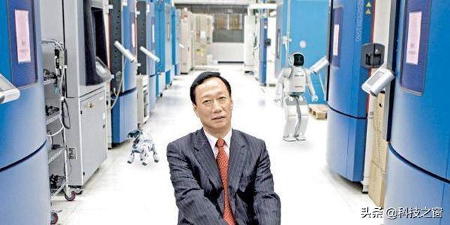 富士康机器人代替人工智能(富士康机器人计划)