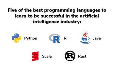 人工智能用什么语言开发(人工智能专业学什么语言)