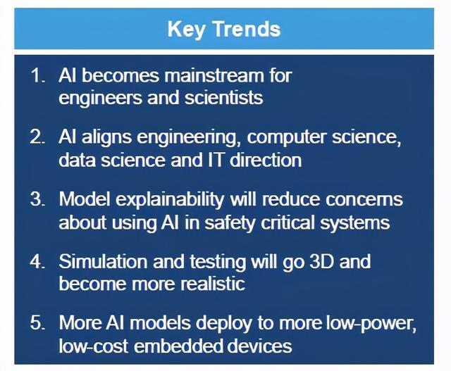 人工智能的发展趋势包括(人工智能的未来会发展成什么)