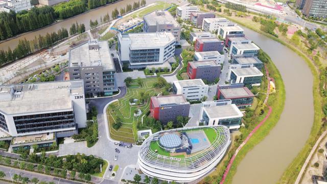 张江人工智能岛(上海爱达品智人工智能科技有限公司)
