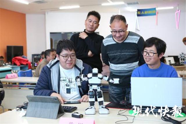 南京人工智能教学(人工智能的应用)