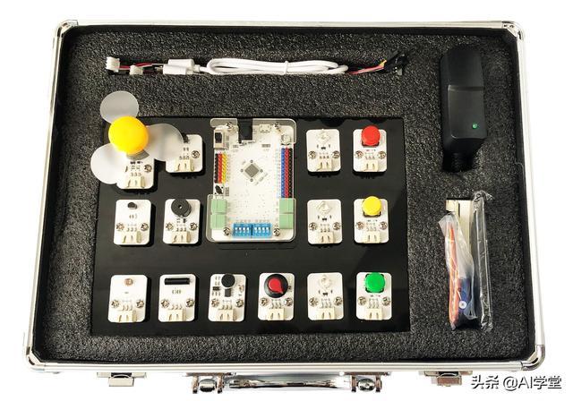 人工智能实验箱(电路实验箱)