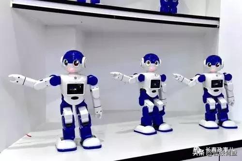 长春哪些有人工智能(长春人工智能创新中心)