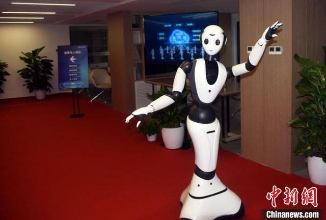 人工智能研究进展(智能机器人最新消息)