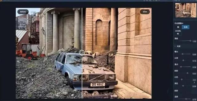 人工智能 图像(生活中的人工智能图片)