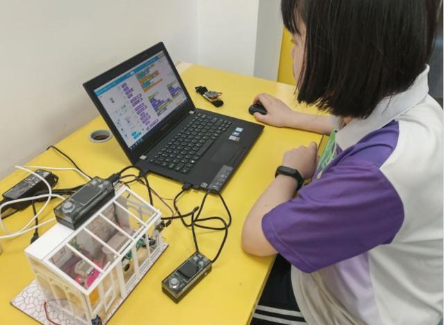 青少年人工智能编程(儿童编程)