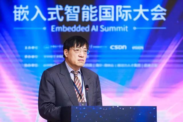 嵌入式人工智能(嵌入式人工智能技术报告)