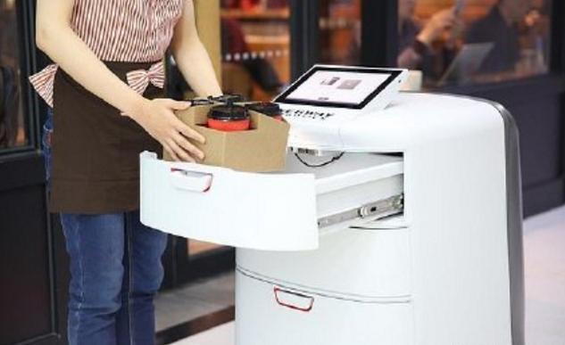 人工智能送货机器人(ai智能机器人)