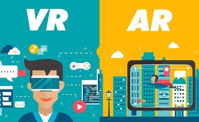 人工智能 ar/vr(vr和ar属于人工智能吗)