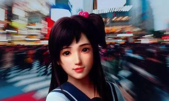 人工智能女友(虚拟恋爱app)